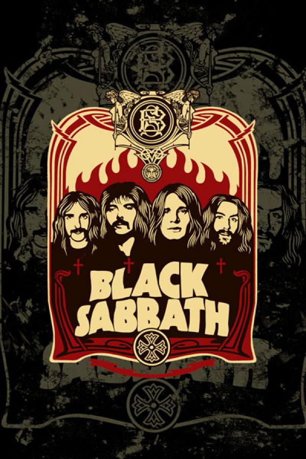 Blusinha Black Rare 1970