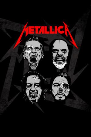 Regata Metallica undead