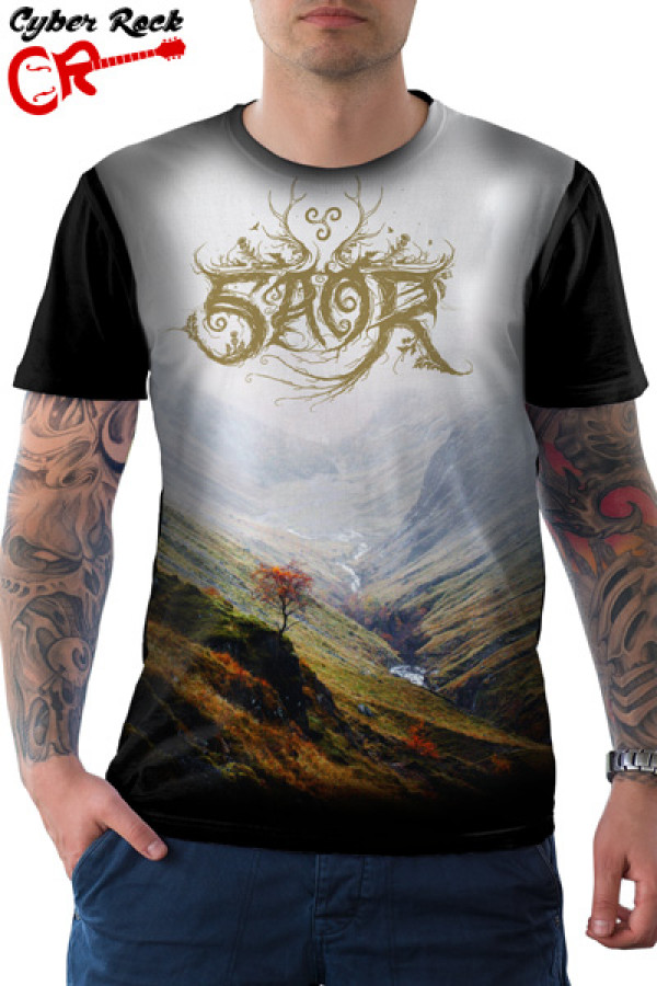 Camiseta Saor