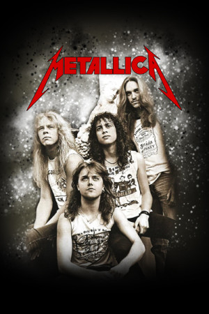Camiseta Metallica Exclusiva