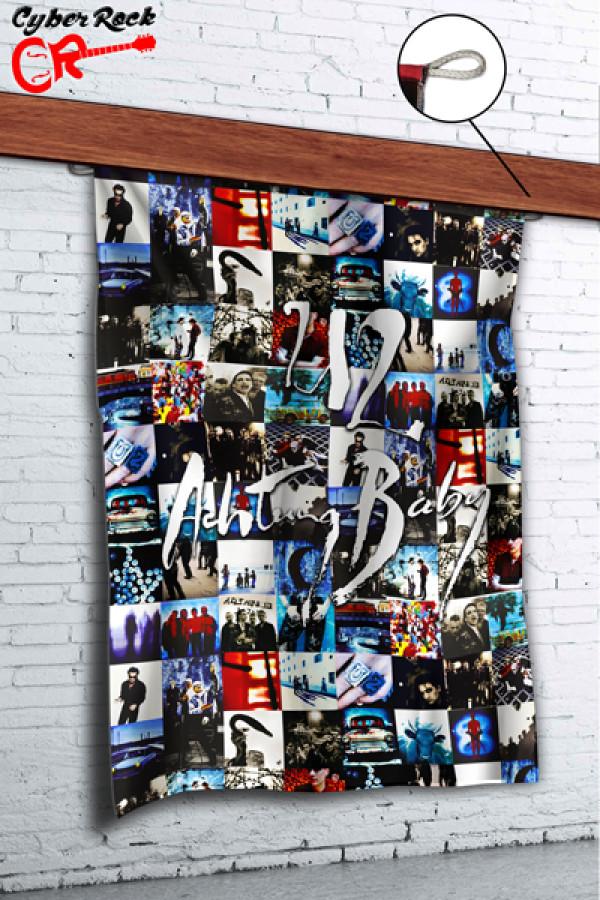 Bandeira U2 Achtung-Baby