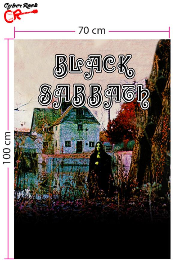 Bandeira Black Sabbath Album