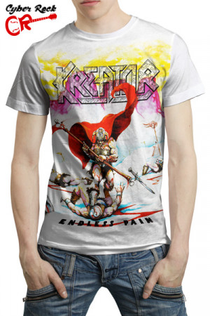 Camiseta Kreator Endless Pain