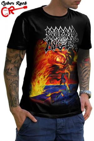 Camiseta Morbid Angel Formulas Fatal to the Flesh