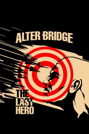 Camiseta Alter Bridge The Last Hero
