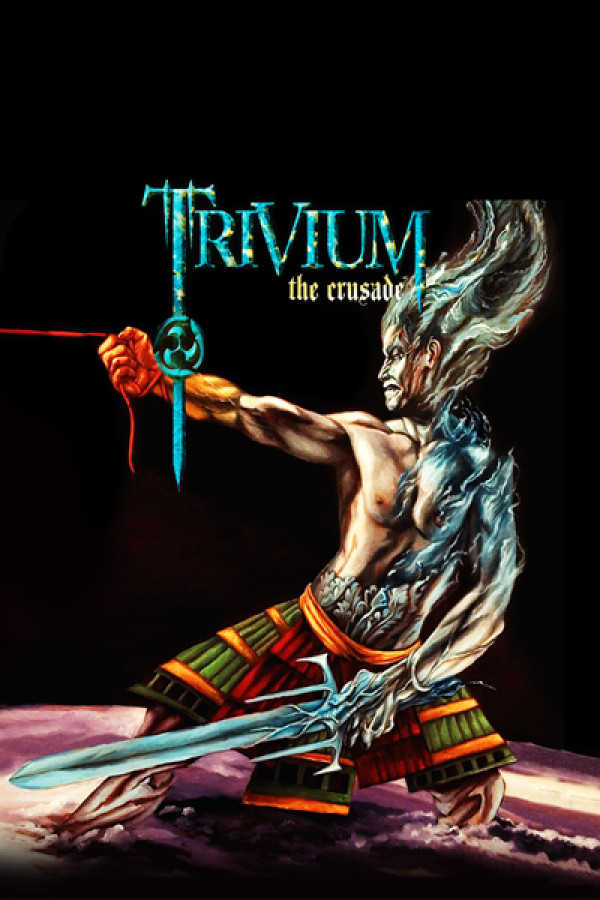 Camiseta Trivium The Crusade