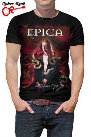 Camiseta Epica The Phanton Agony