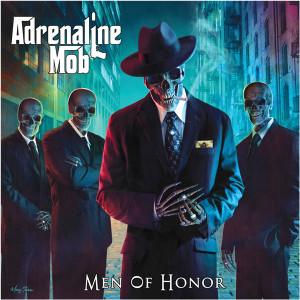 CD Adrenaline Mob – Men of Honor