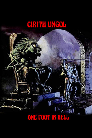Regata Cirith Ungol One Foot In Hell