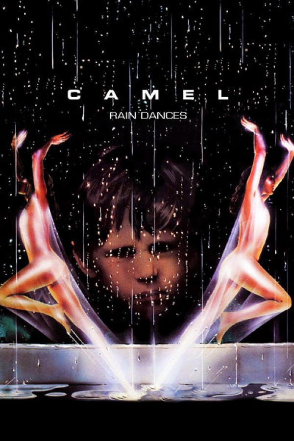 Camiseta Camel Rain Dances