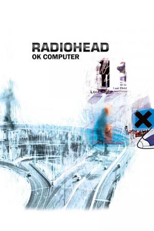 Blusinha Radiohead- OK Computer
