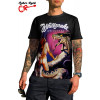 Camiseta Whitesnake lovehunter