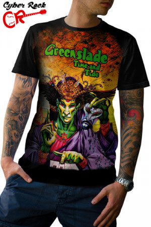 Camiseta Greenslade Time and Tide
