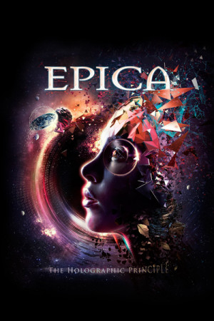 Blusinha Epica The Holographic Principle