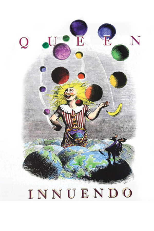 Camiseta Queen Innuendo