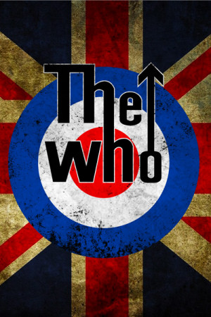 Almofada Banda The Who