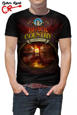 Camiseta Black Country Communion
