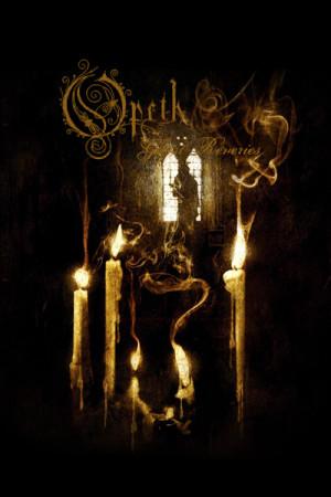 Camiseta Opeth Ghost Reveries