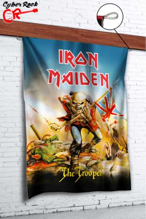 Bandeira Iron Maiden