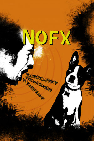 Camiseta NOFX 13 Stitches