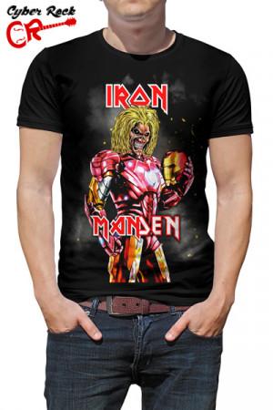 Camiseta Iron Manden