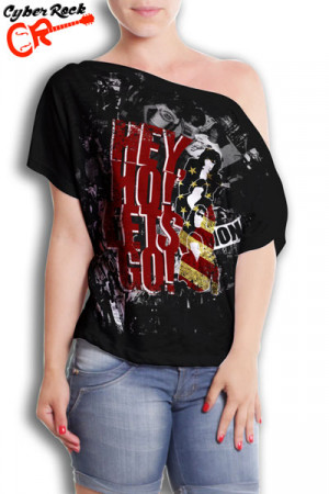Blusinhas Ramones Arte Cyber Rock