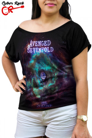 Blusinha Avenged Sevenfold The Stage