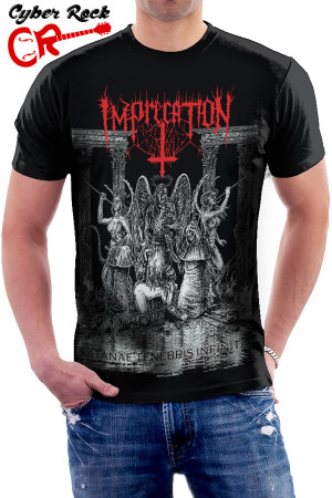 Camiseta Imprecation Temple of the Foul Spirit