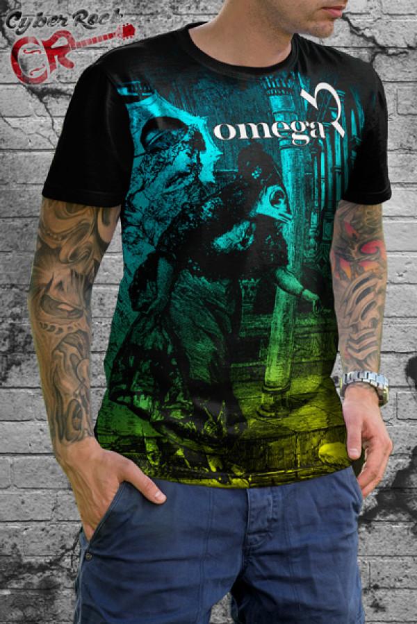 Camiseta Omega