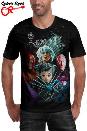 Camiseta X-men queen