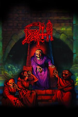 Camiseta Death