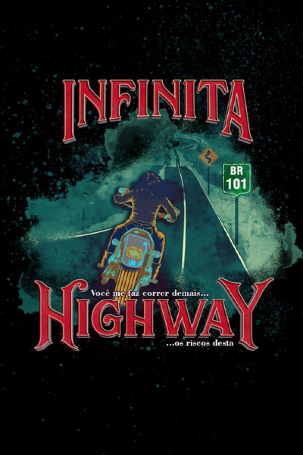 Blusinha Nacional Infinita Highway