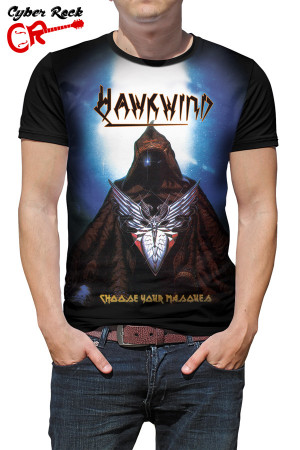 Camiseta Hawkwind Choose Your Masques