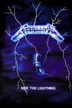 Regata Metallica Ride the Lightning