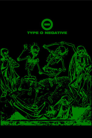 Camiseta Type O Negative The Origin of the Feces