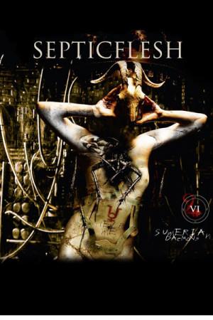 Camiseta Septicflesh Sumerian Daemons