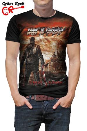 Camiseta Lost Society Terror Hungry
