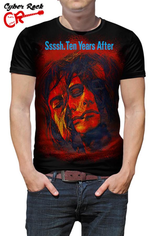 Camiseta Ten Years After Ssssh