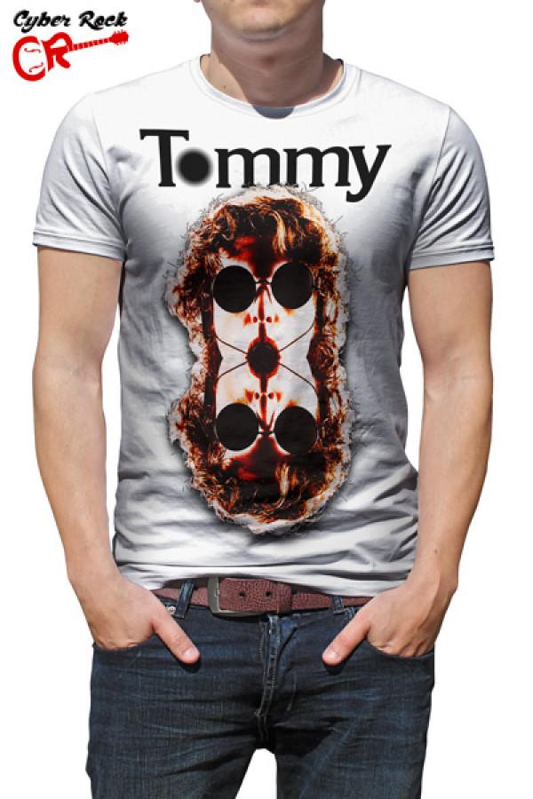 Camiseta Tommy the who branca