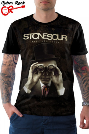 Camiseta Stone Sour Come What(ever) May