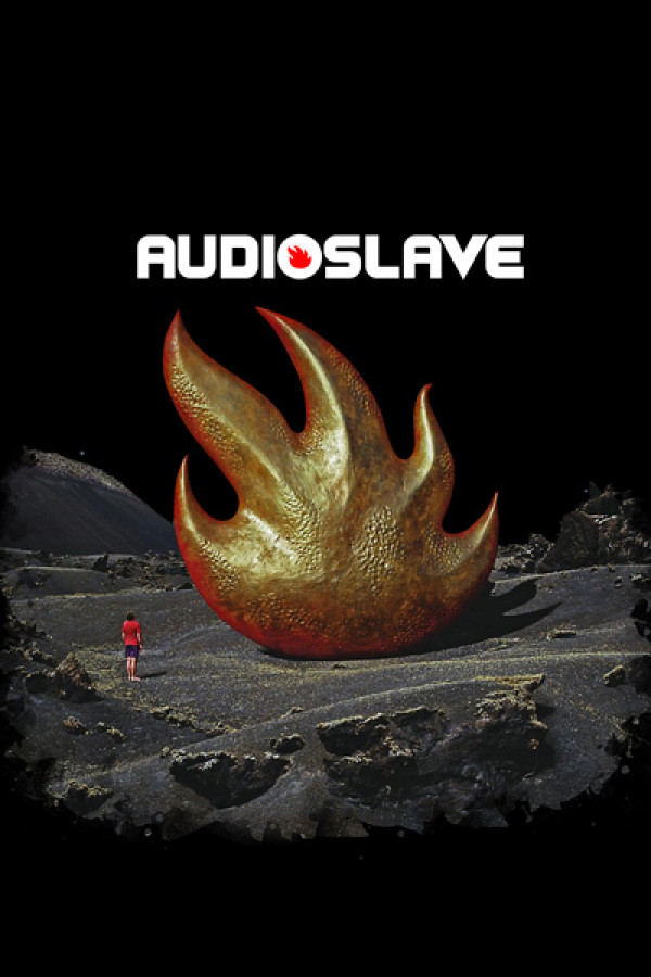 Camiseta Audioslave