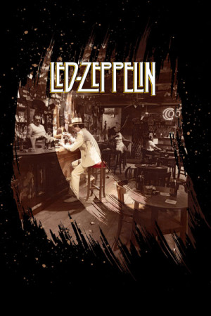 Camiseta Led Zeppelin In Through the Out Door