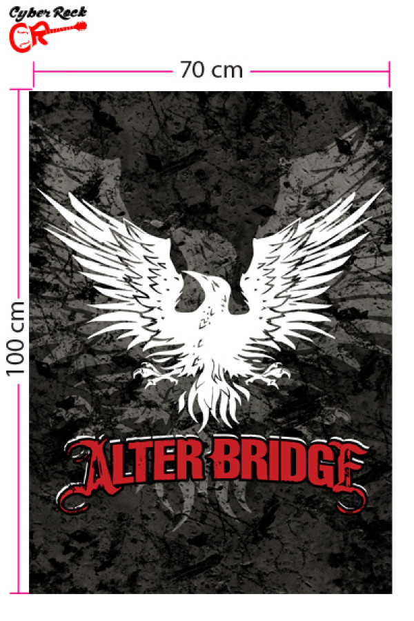 Bandeira Alter Bridge