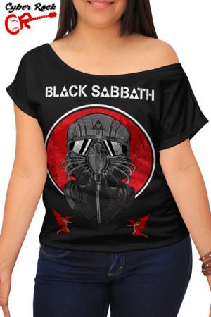 Blusinha Black Sabbath