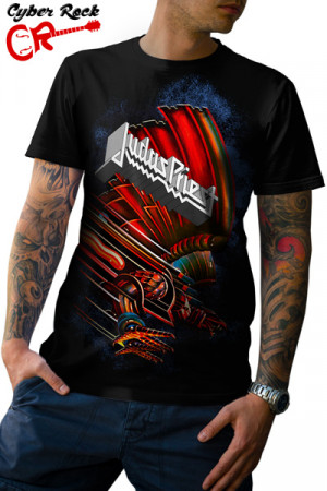 Camiseta Judas Priest