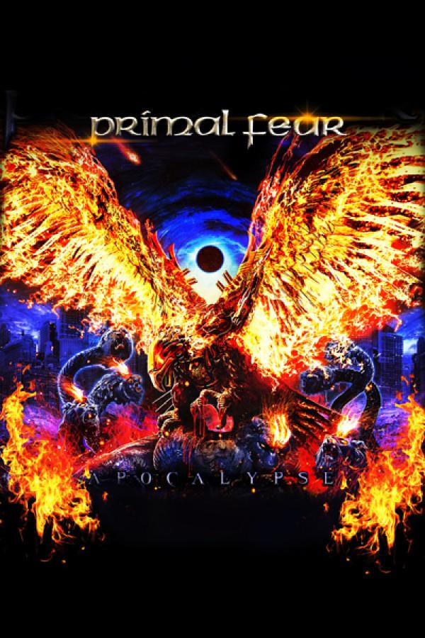 Camiseta Primal Fear Apocalypse