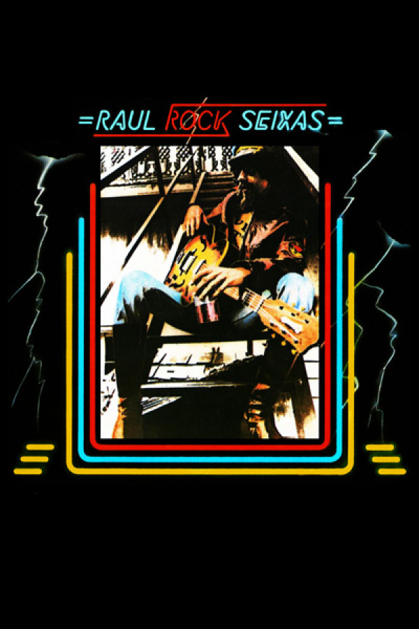 Camiseta Raul Seixas Rock