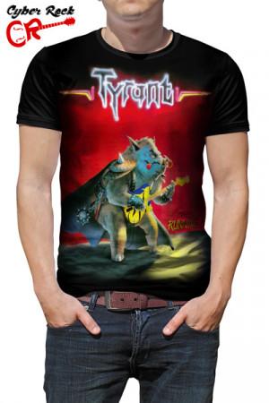 Camiseta Tyrant Running Hot