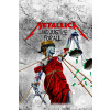 Camiseta Metallica And Justice for All branca