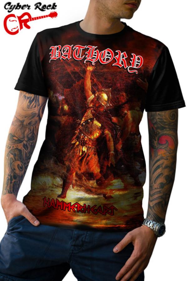 Camiseta Bathory Hammerheart